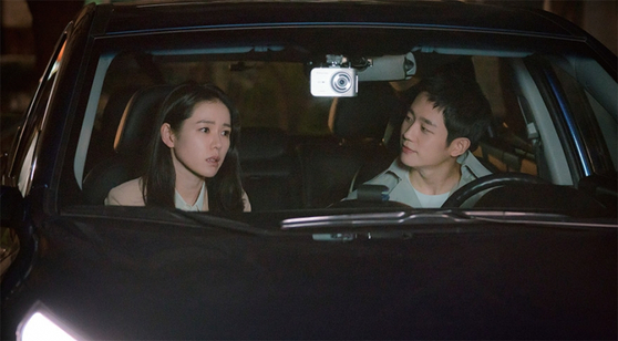 인기리에 방영됐던 JTBC 드라마 [밥 잘 사주는 예쁜 누나]의 한 장면
