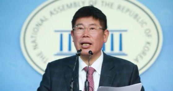 김경진 의원. [연합뉴스]