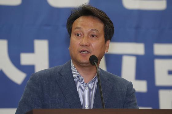 안민석 더불어민주당 의원. [뉴스1]