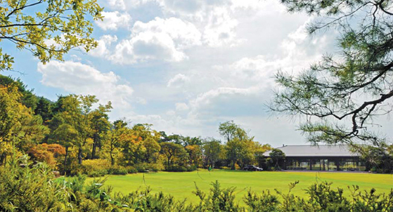 아담원은 조경농원이었던 곳을 10여 년간 가꿔 재탄생한 정원이다. 힐링 관광 명소로 떠오르고 있다. 사진 아담원