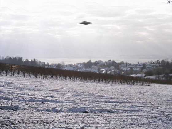 로즈웰 사건 이후 미국과 전 세계에서 UFO를 봤다는 목격담이 쏟아졌다. [사진 위키피디아]