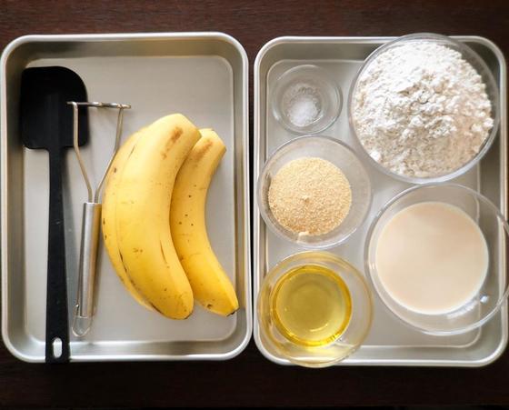비건 베이커리는 밀가루 대신 현미나 쌀가루, 버터 대신 식물성 오일, 정제 설탕 대신 비정제 설탕을 사용한다. [사진 일쁠루수파리]