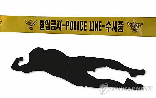 살인사건 이미지, [연합뉴스]