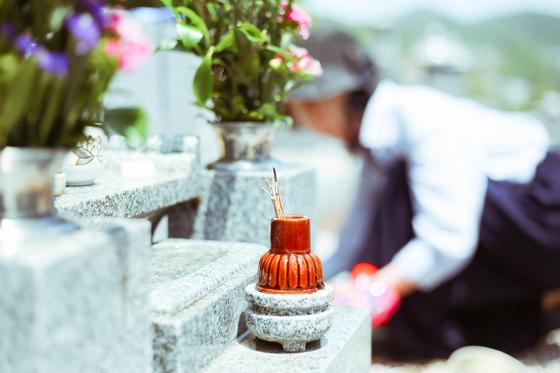 8월 13일부터 16일까지는 일본의 성묘 기간이다. '오봉(お盆)'이라 한다. [사진 photoAC]