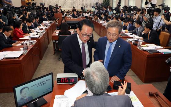 74억 사모펀드에 위장전입 의혹···8말9초, 조국 심판대 서다 ...