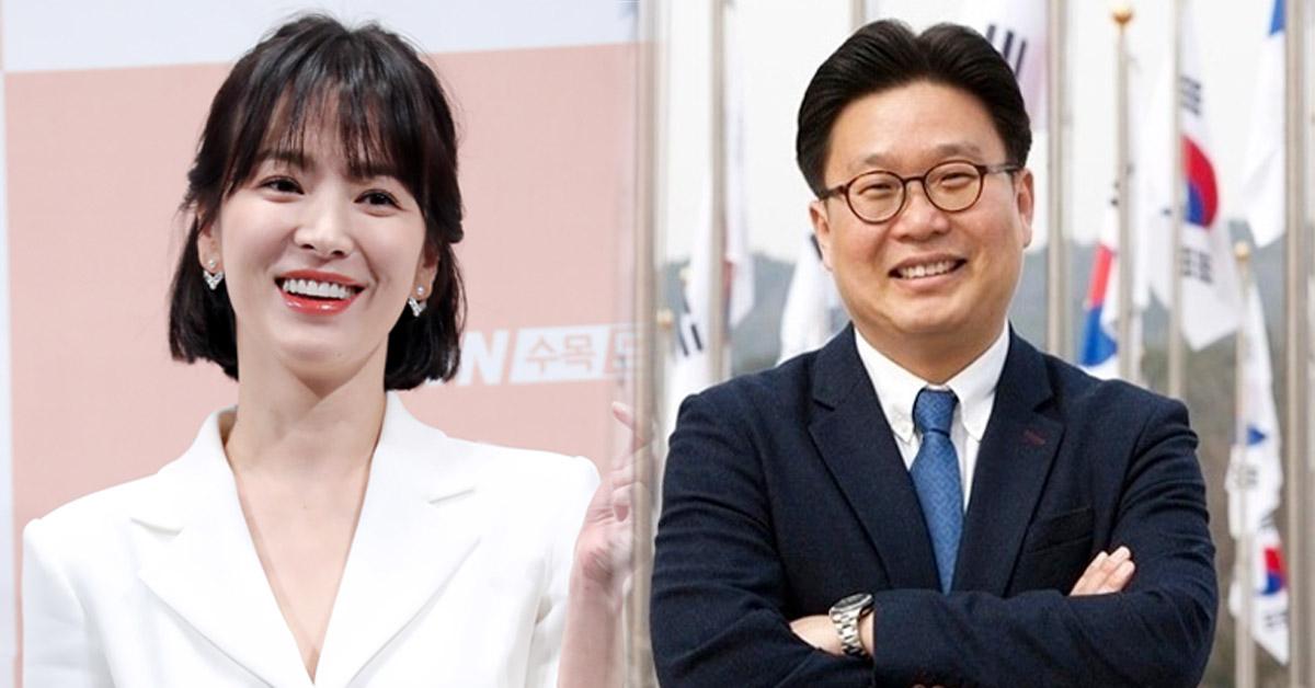 배우 송혜교, 서경덕 성신여대 교수. [중앙포토·연합뉴스]