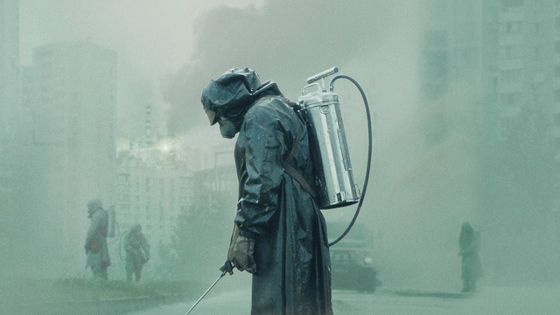 미국 드라마 '체르노빌'의 한 장면. [사진 HBO]