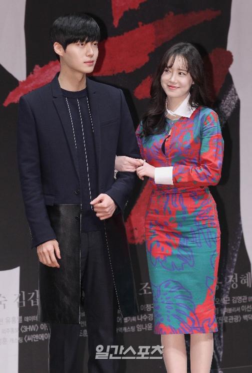 배우 안재현과 구혜선. [일간스포츠]