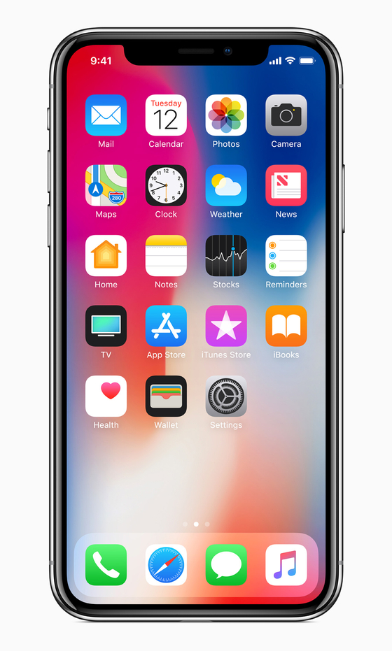 [단독]까다로운 애플이 선택···'아이폰X' 본체에 포스코