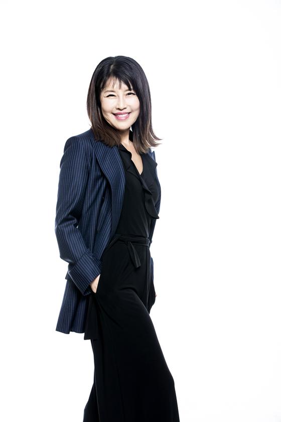 가수 출신 부동산 투자자 방미. 박종근 기자