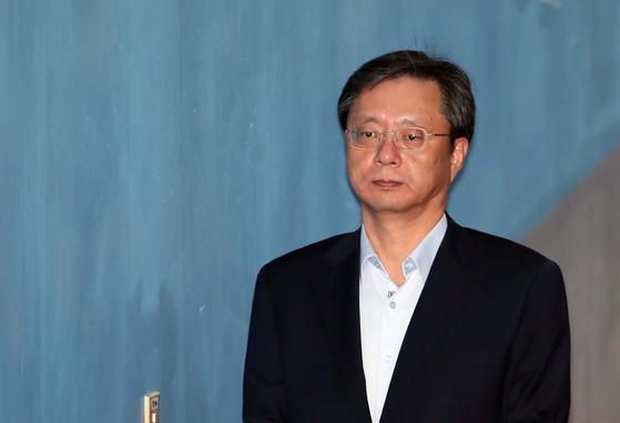 우병우 전 청와대 민정수석. [연합뉴스]