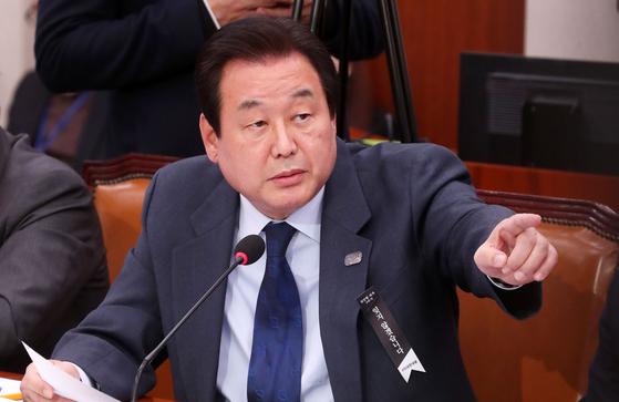 김무성 자유한국당 의원. [뉴시스]