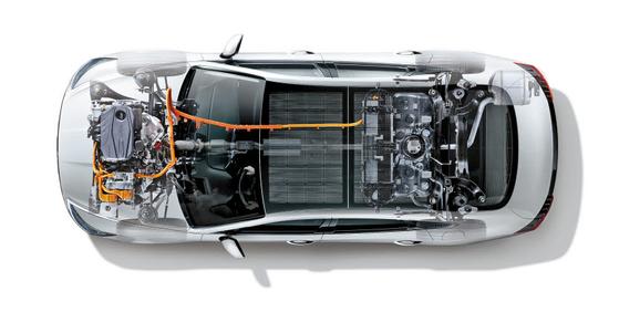 현대자동차가 하이브리드차의 변속 효율성을 높인 제어기술을 선보였다. 변속 타이밍이 느리거나 충격이 발생하는 단점을 보완했다. [사진 현대자동차]