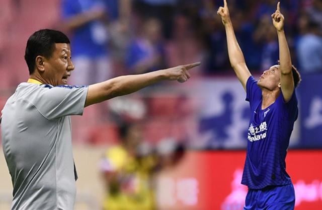 최강희 감독이 이끄는 상하이 선화는 19일 열린 2019 중국 FA컵 준결승에서 다롄 이팡을 3-2로 꺾고 결승 진출에 성공했다. 사진=상하이 선화 홈페이지