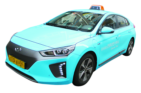 현대자동차가 전기택시 3000대로 서울에서 플랫폼택시 서비스에 뛰어든다. [사진 서울시]