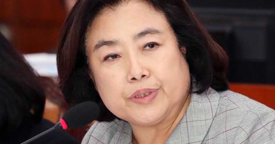 박순자 자유한국당 의원. [뉴스1]