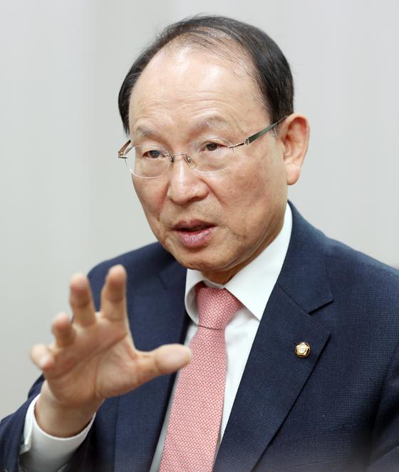 최운열 더불어민주당 의원. 변선구 기자
