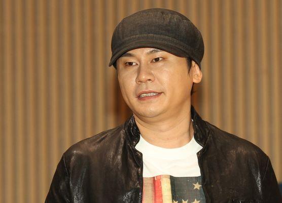 양현석 전 프로듀서. [일간스포츠]