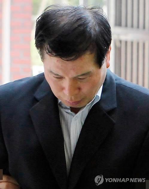 '대도'라는 별명이 붙은 조세형(81)씨가 22일 서울동부지법에서 절도 혐의로 징역 2년 6개월을 선고받았다. [연합뉴스]