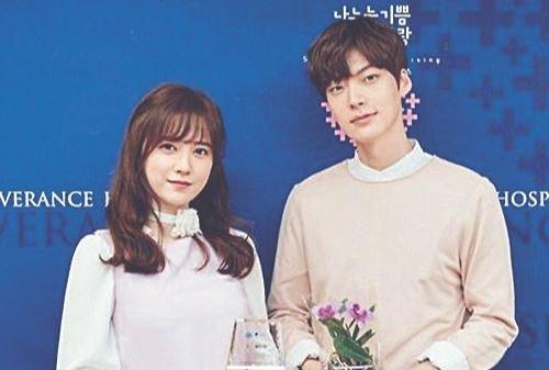구혜선(왼쪽)과 안재현. [연합뉴스]