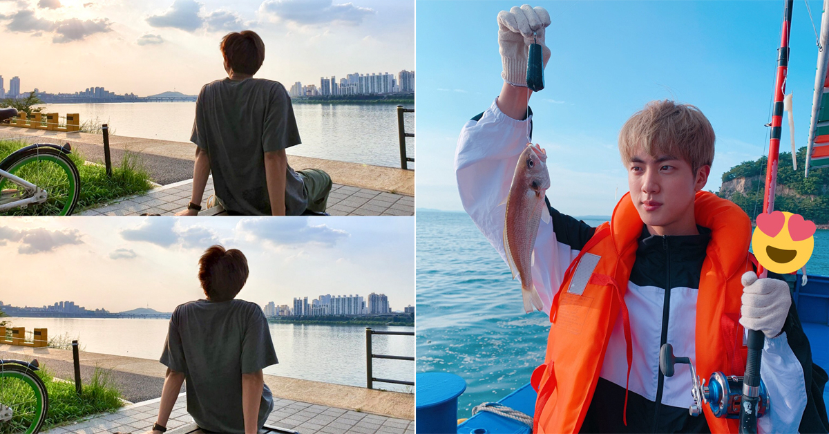 How BTS Is Spending Their Well-Deserved Vacation