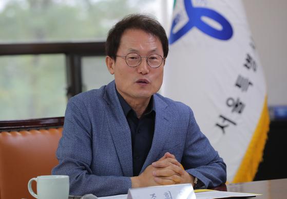 조희연 서울시교육감 [연합뉴스]