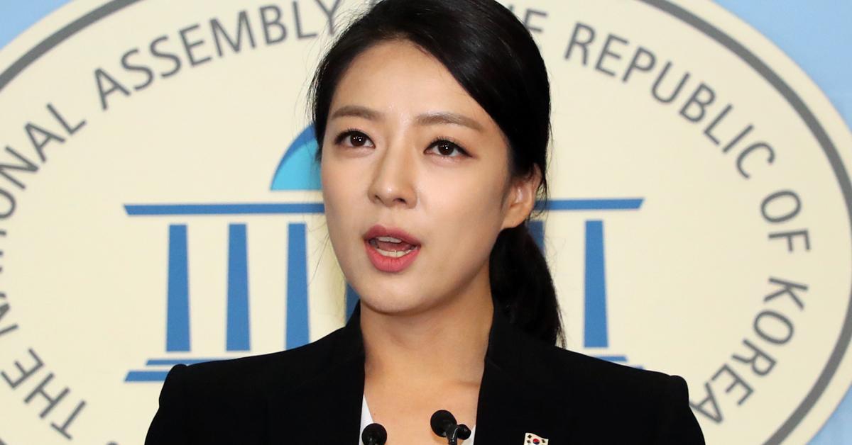 배현진 자유한국당 송파을 당협위원장. [연합뉴스]