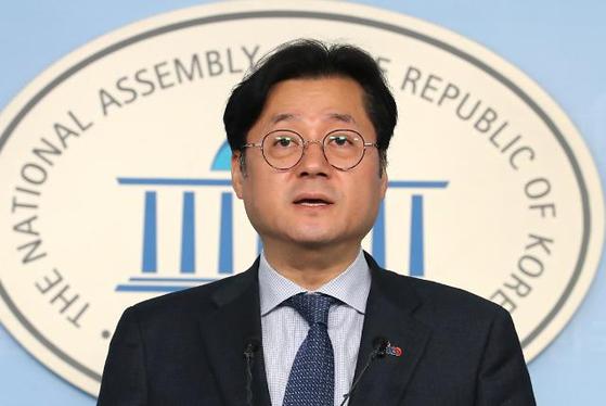 홍익표 더불어민주당 수석대변인. [연합뉴스]