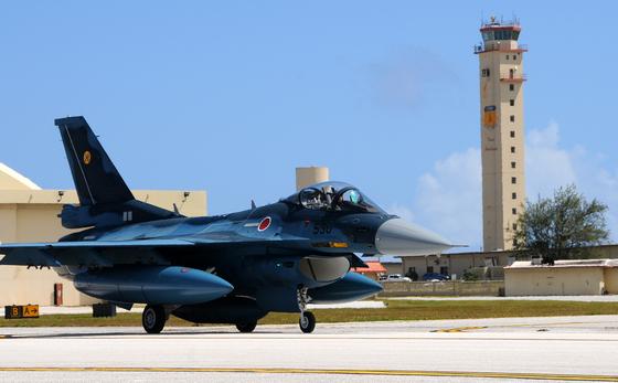 일본의 F-2 전투기는 2011년 사업 종료후 대부분 공급업체가 사라졌다. 사진=미 공군