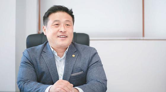 박대안 육우자조금관리위원회 위원장은 '육우로 백년대계' 슬로건을 내걸고 앞으로의 100년을 설계하겠다고 자신 있게 말했다.