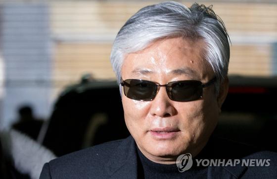 최순실씨의 이복 오빠인 최재석 씨. [연합뉴스]