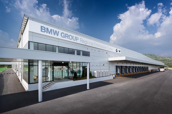 BMW 안성 부품물류센터 전경. [사진 BMW코리아]