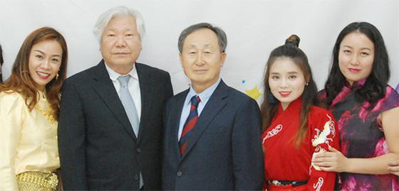 다문화가족 음악방송 기념행사 개최