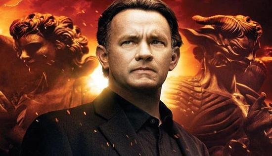종교와 과학의 갈등을 소재로 한 영화 '천사와악마'. [사진 영화 캡처]