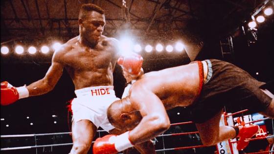 """아버지의 강요로 복싱을 시작해 '어쩌다 챔피언'이 된 마이클 벤트. """"링 위에 오르는 게 싫다""""던 벤트는 패배로 자유를 얻었다. [사진 넷플릭스]"""
