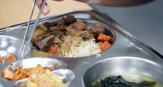 급식 [연합뉴스]