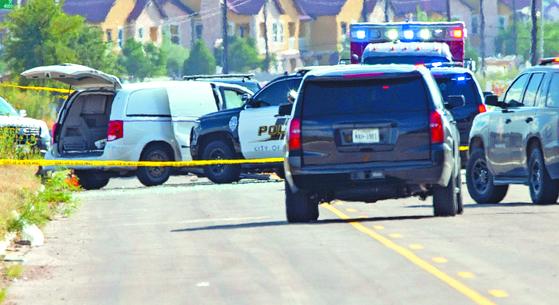 텍사스 총기난사 26명 사상