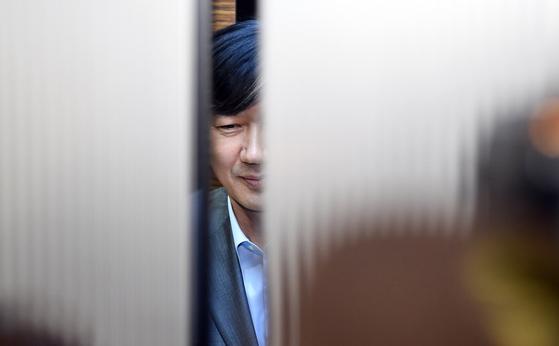 조국 법무부 장관 후보자. [연합뉴스]