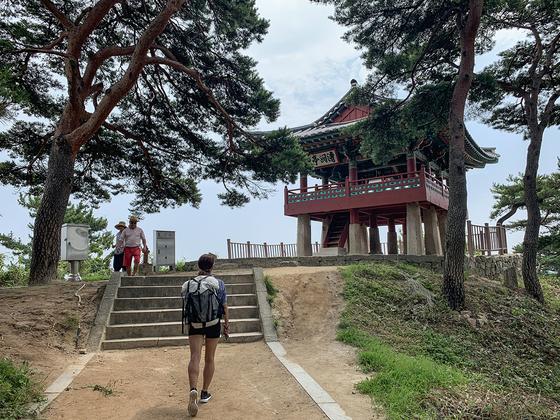 조선시대의 정자로 관동팔경의 하나인 고성 청간정. [사진 한국관광공사]
