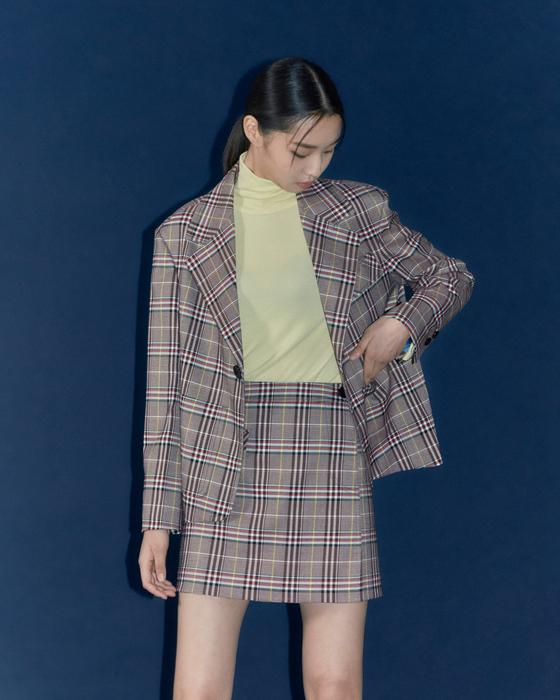 삼성물산 패션부문이 자사의 대표적 여성복 브랜드인 구호의 세컨 브랜드 '구호 플러스'를 론칭했다. [사진 삼성물산 패션부문]