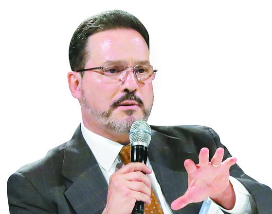 마이클 그린 전략국제문제연구소(CSIS) 아시아 담당 선임 부소장. [중앙포토]