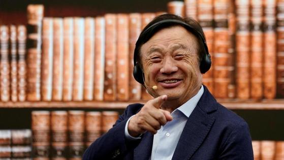 화웨이 CEO 런정페이(任正非) [출처 明镜网]