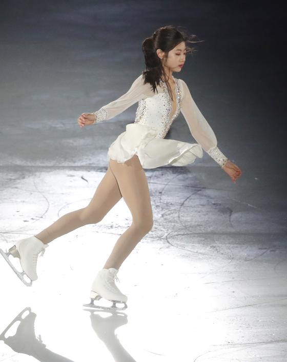 피겨 스케이트 국가대표 이해인.