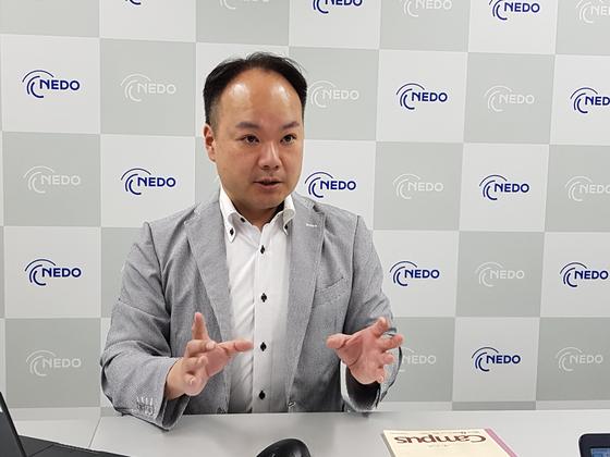 다이슈 하라(大周 原) 일본 신에너지개발기구 수소연료전지 기술국장 [서유진 기자]