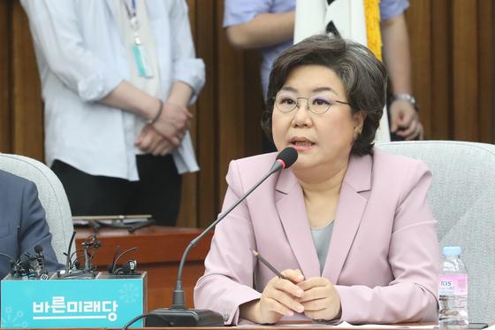 이혜훈 바른미래당 의원 [뉴스1]