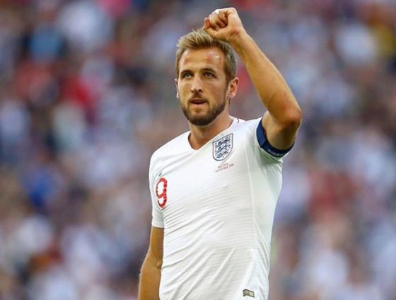 잉글랜드가 3골 1도움의 해리 케인을 앞세워 불가리아를 4-0으로 완파했다. [사진 유로 2020 인스타그램]