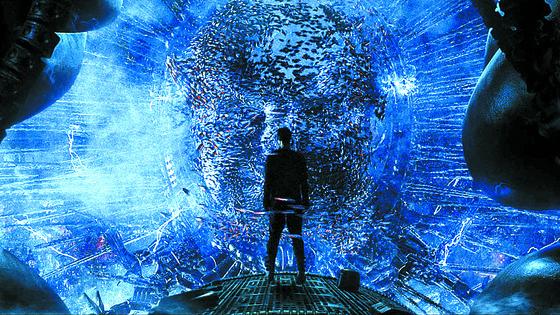 '매트릭스3:레볼루션'(2003)는 신이 된 기계(Deus Ex Machina)의 이야기다. [영화 캡처]