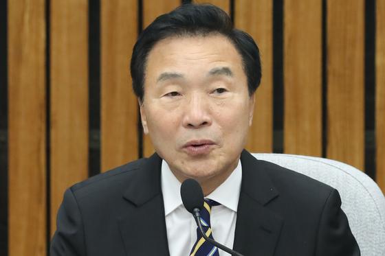 손학규 바른미래당 대표. [뉴스1]