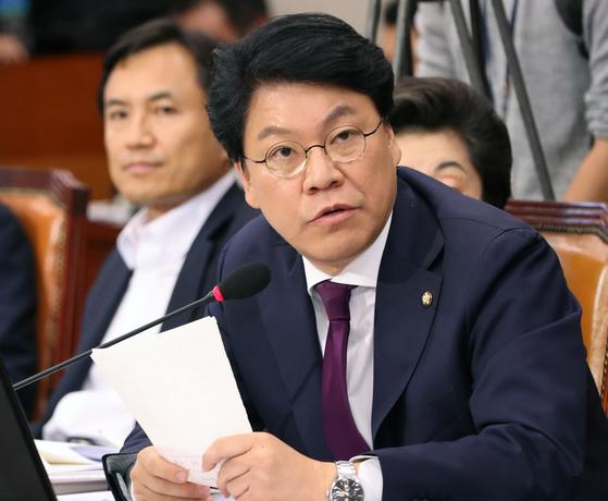 장제원 자유한국당 의원. [뉴스1]