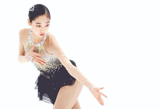 2019~20시즌 피겨 주니어 그랑프리 시리즈에서 메달을 딴 '연아 키즈' 위서영(은). 이는 시니어 무대에서 뛰는 선배 임은수, 김예림, 유영과도 앞으로 경쟁해야 한다. [연합뉴스]